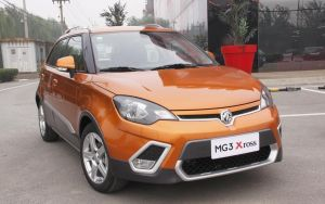 Фото авто MG 3 Cross