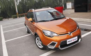 Фото MG 3 Cross