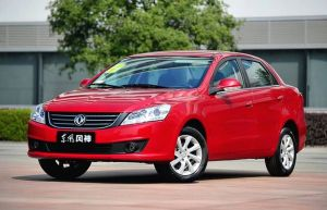 Фото Dongfeng S30
