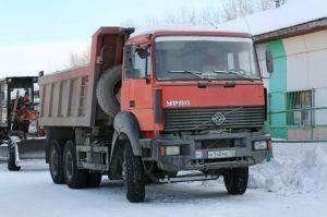Автомобиль Ural-63685