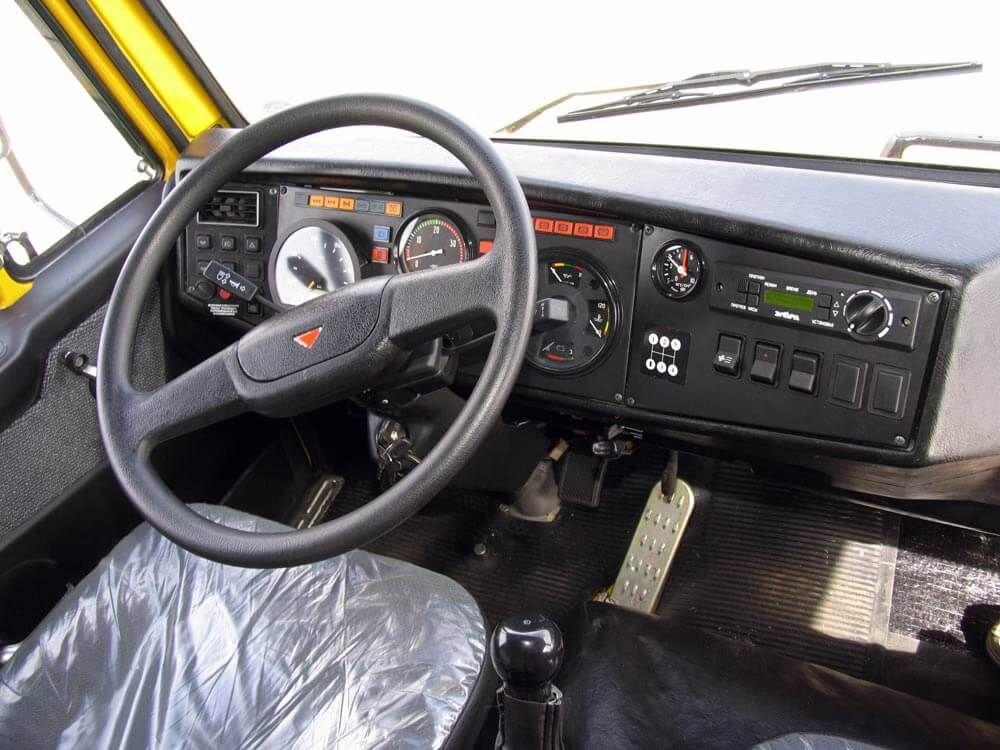 камаз 4308 фото кабины