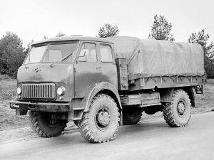 Бортовой МАЗ-500
