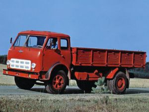 Фото авто МАЗ-500
