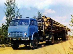 Тягач МАЗ-504