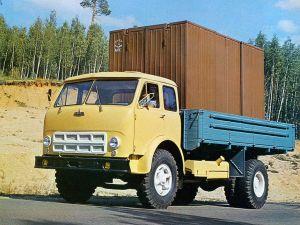 Авто МАЗ-500