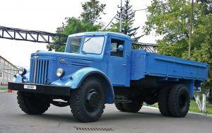 Грузовик МАЗ-200