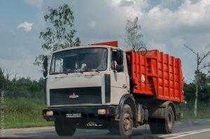 Мусоровоз МАЗ-5337