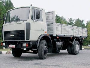 Бортовой МАЗ-5337