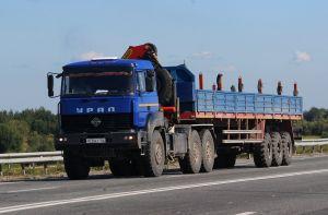 Автомобиль Ural-6370