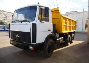 Грузовик МАЗ-5516