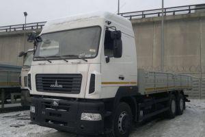 Бортовой МАЗ-6312