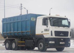 Грузовик МАЗ-6312