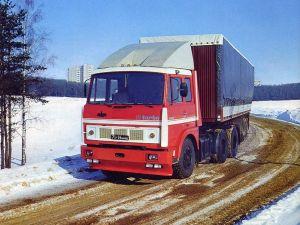 Фото авто МАЗ-6422