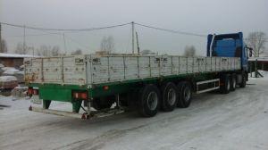 Грузовик МАЗ-6430