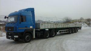 Тягач МАЗ-6430