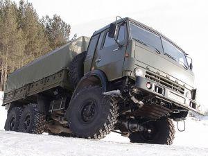 Грузовик КамАЗ-4310