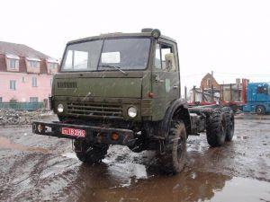 Автомобиль КамАЗ-4310