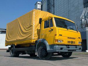 Грузовик КамАЗ-4308