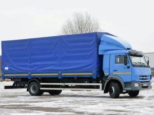 Тентовый КамАЗ-5308