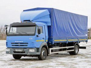 Автомобиль КамАЗ-5308