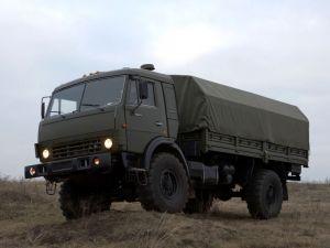 Авто КамАЗ-4326