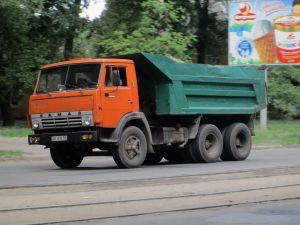 Грузовик КамАЗ-5511