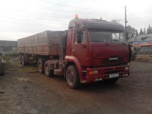 Авто КамАЗ-6460