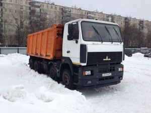 Авто МАЗ-6516