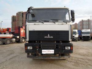 Вид спереди МАЗ-6516