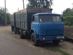 МАЗ-5334 авто