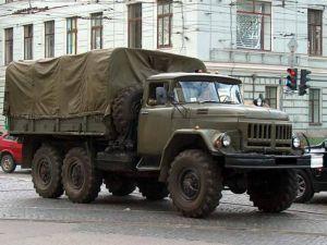 Пассажирский ЗИЛ-131