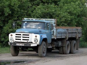 Бортовой ЗИЛ-133