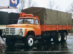 Грузовой автомобиль ЗИЛ-133