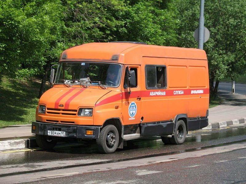 ЗИЛ-5301 аварийная служба