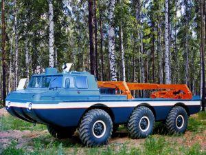 Вездеход ЗИЛ-4906