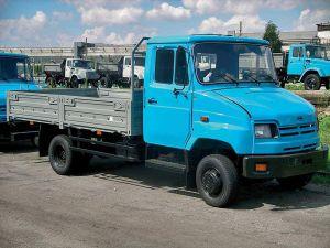 Бортовой ЗИЛ-5301