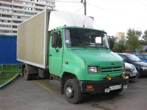 Авто ЗИЛ-5301