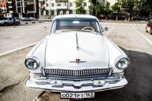 Автомобиль Волга-21
