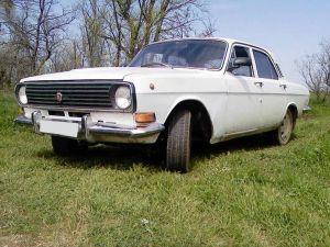 Авто ГАЗ-24