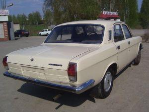 Автомобиль Волга-24