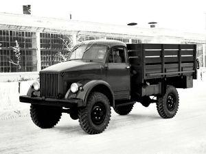 Бортовой ГАЗ-63