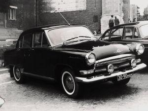 Авто ГАЗ-23