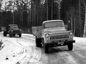 Автомобиль ГАЗ-52