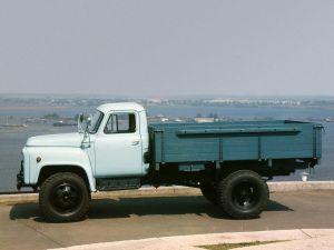 Вид сбоку ГАЗ-52
