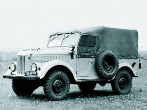 Купе ГАЗ-69