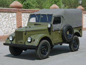 Фотография автомобиля ГАЗ-69