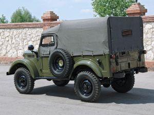 Авто ГАЗ-69