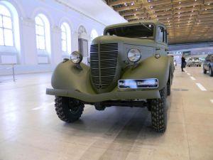 Авто ГАЗ-61