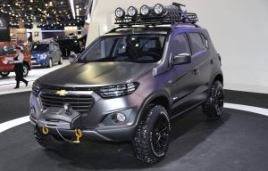 Автомобиль Chevrolet Niva