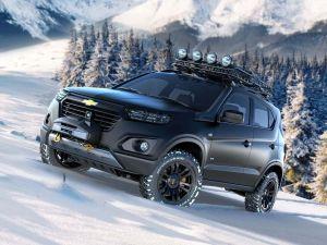 Фото авто Chevrolet Niva